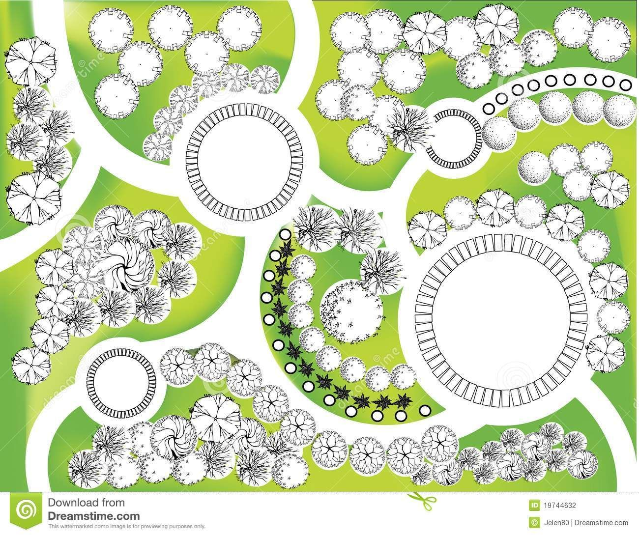Plan Of Garden Download From Over 63 Million High Quality Stock Photos Images Vectors Sig Landscape Design Drawings Landscape Plans Landscape Design Plans