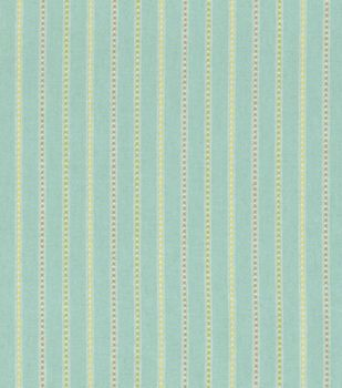 Upholstery Fabric-Waverly Highwire/Crme de Menthe