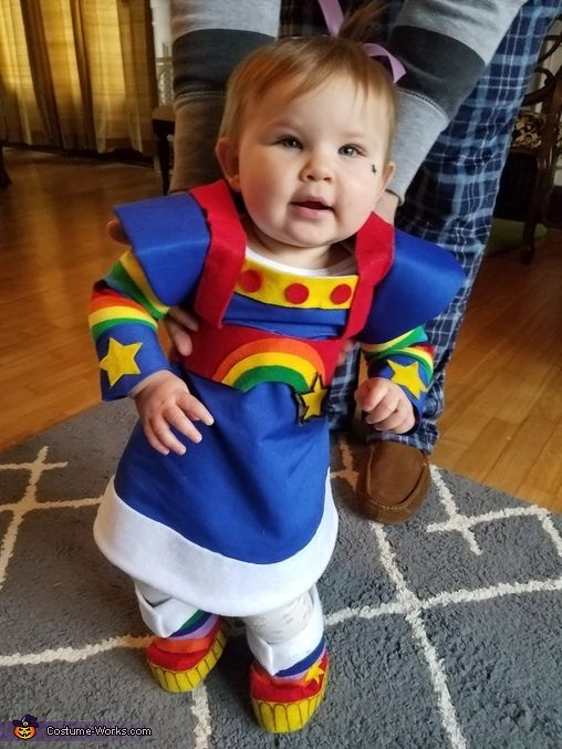 Rainbow Brite - Halloween Costume Contest at Costume-Works - baby halloween costumes ideas