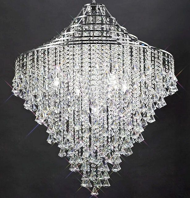 Inina Crystal Chandelier Chandeliers Lighting Home Decor