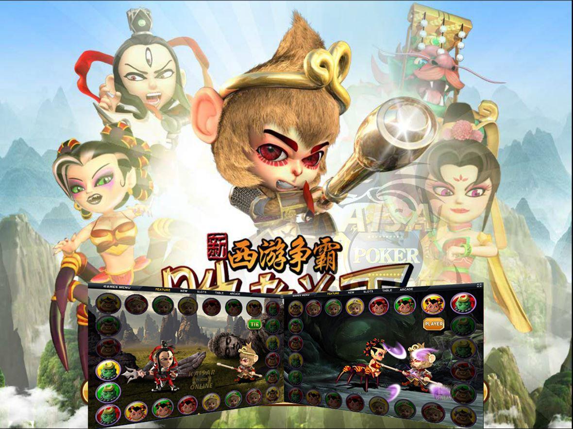 Monkey King Dari Gamingsoft Game Video Game Kaisar