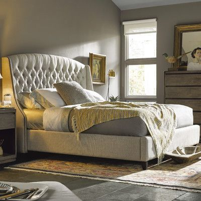Universal Furniture Curated Panel Customizable Bedroom Set