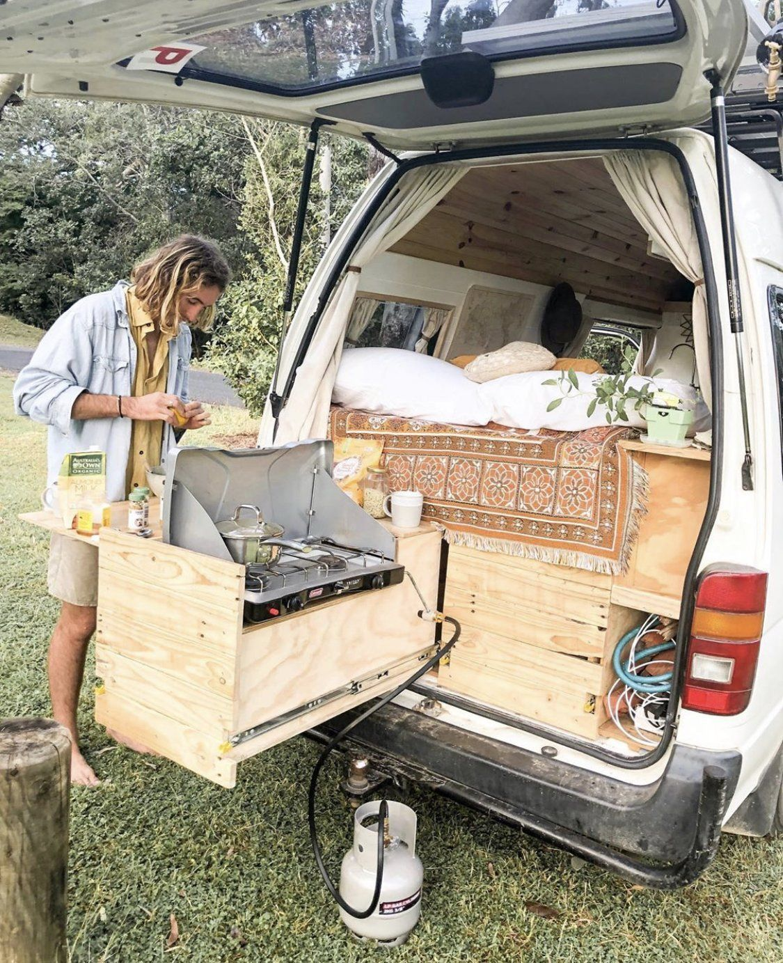 Photo of Vanlife with Celeste & Callum  Salty Aura #Callum #Celeste #van life aestheti
