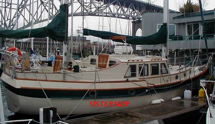 Csy 44 Pilothouse Sailboat For Sale In Florida Sailboats