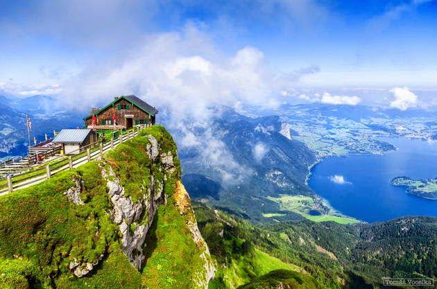 Schafberg, Áustria