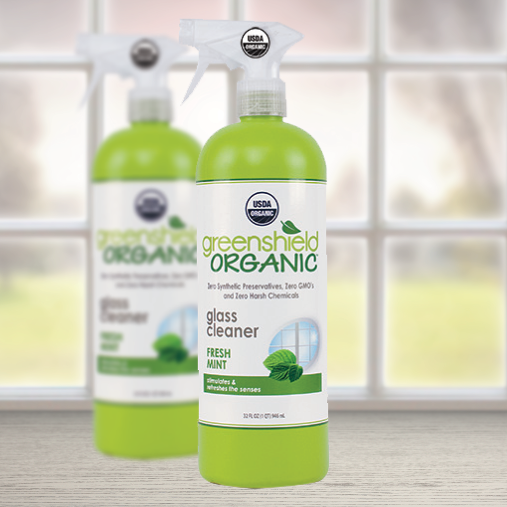 32 oz. Glass Cleaner 1. This product seems very eco-friendly and ...