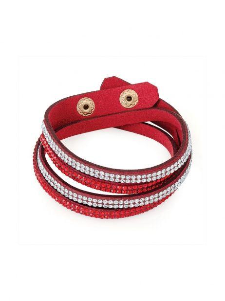 Carmen Luna, Armband, Rood