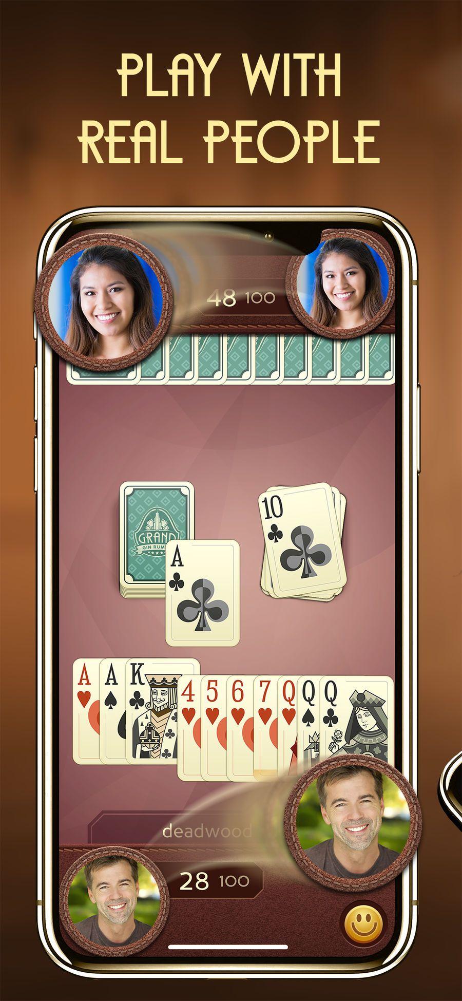 Grand gin rummy fun card game gmbhgameduellgames
