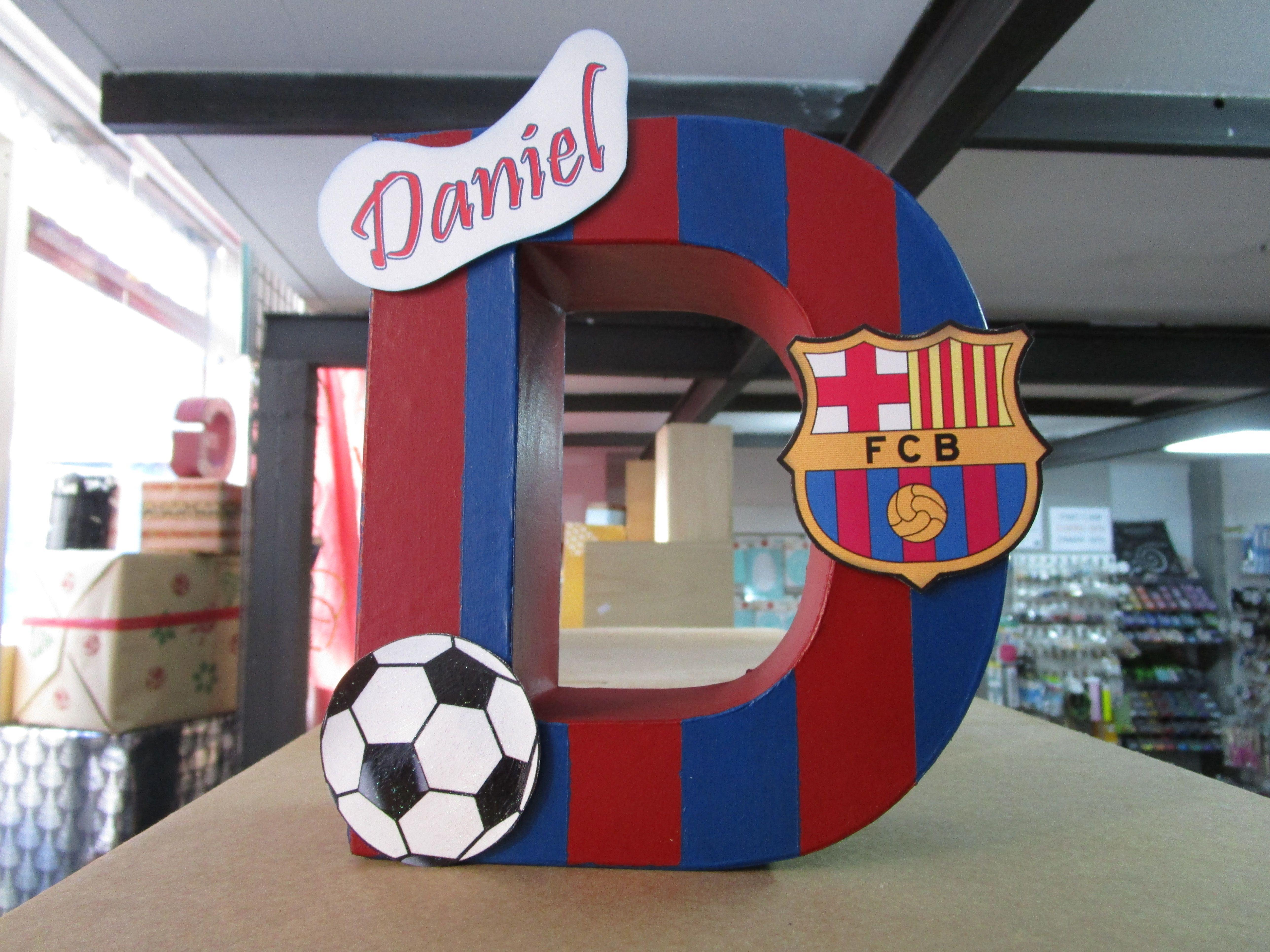 Letra del Barça para Daniel https   www.facebook.com parafernalias a43d8023b3ba4