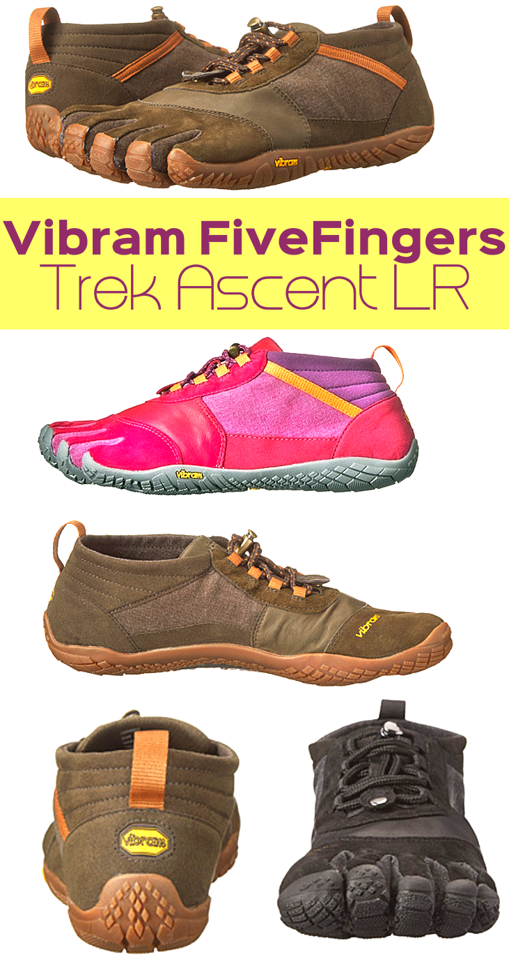 Review of the Vibram Trek Ascent LR Trail Running/Hiking Shoe