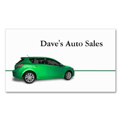 Used car dealer business card business cards and business used car dealer business cards reheart Image collections
