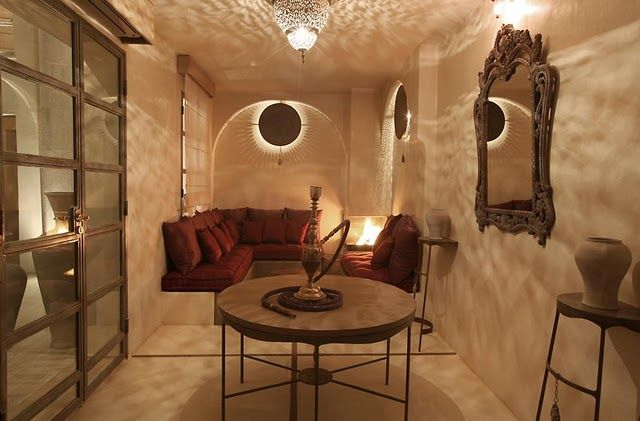 Another name for opulence- Riad, Morocco