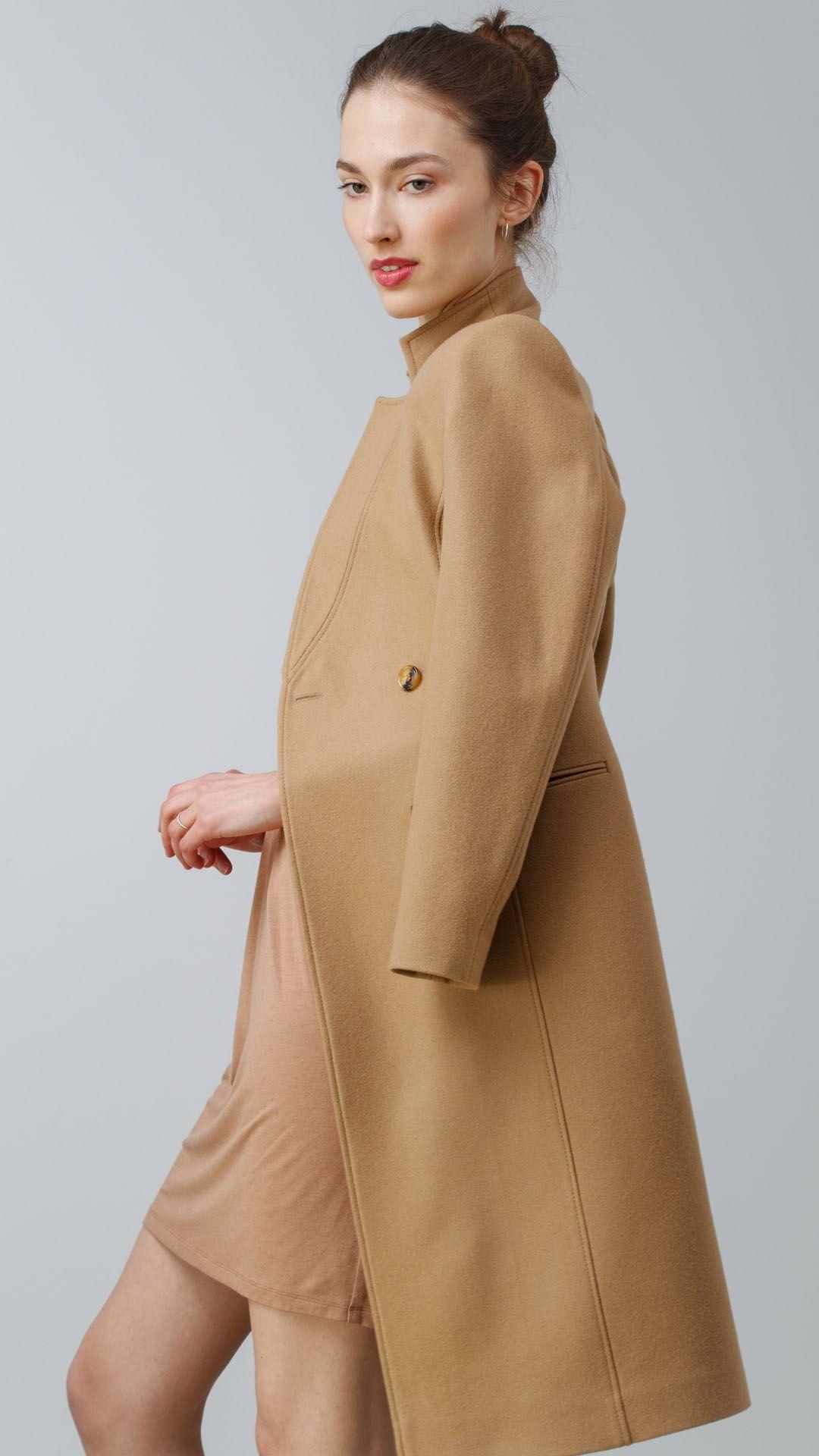 Pin on Alpaca wool coats FG atelier