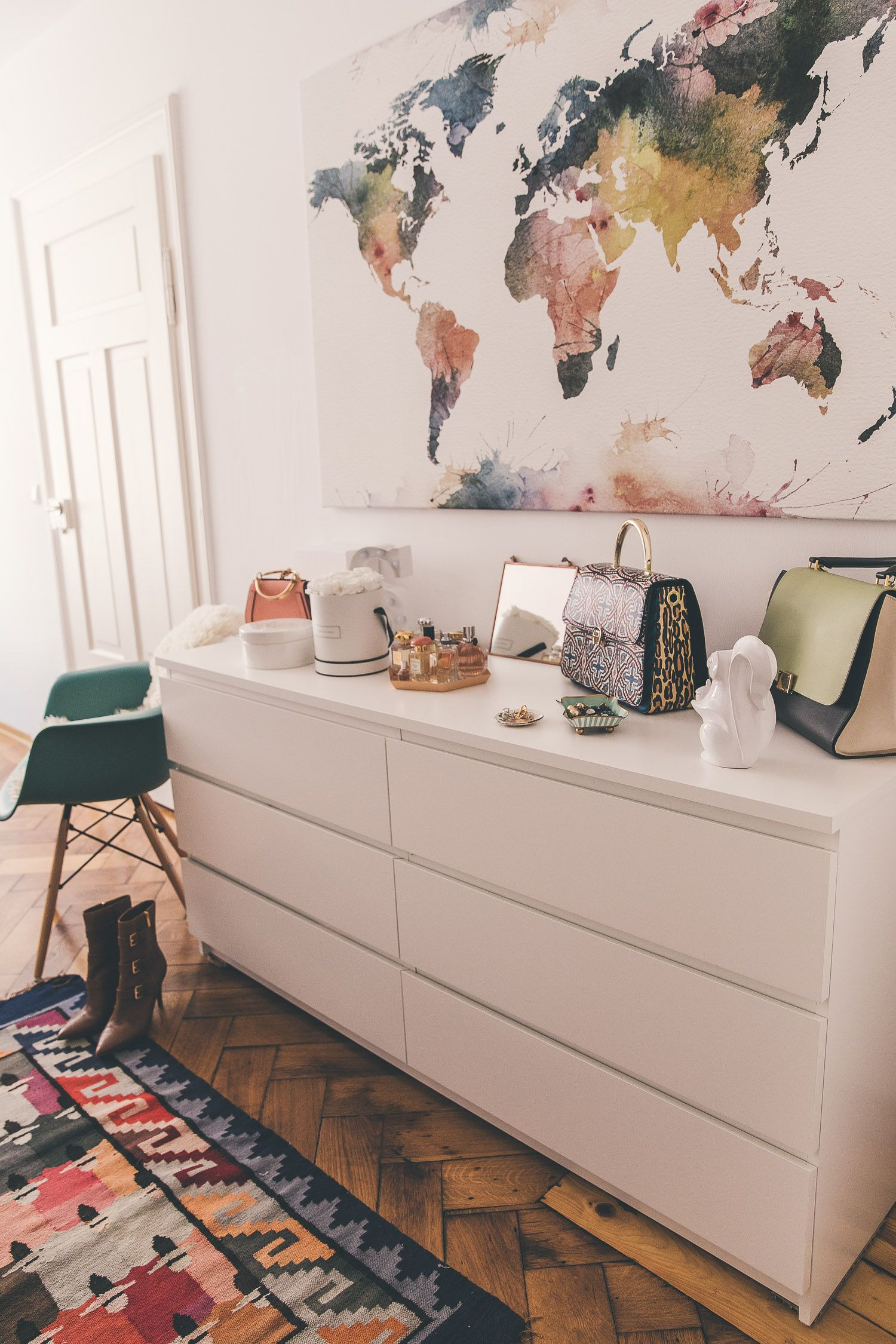 Ein Schlafzimmer Update Teil Zwei Josie Loves Ankleide Zimmer Ankleidezimmer Gestaltung Kleiner Raume