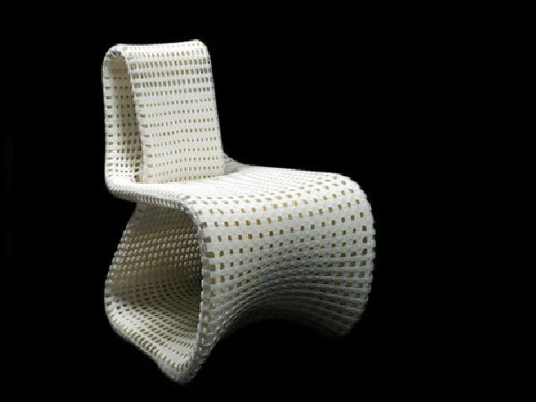 3d Printed Cellular Loop Chair Mimics Complex Tissue