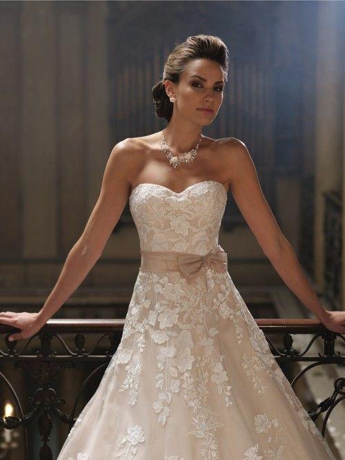 Bridals By Lori Gifts T Cancer Survivor David Tutera Wedding Gown Miss A
