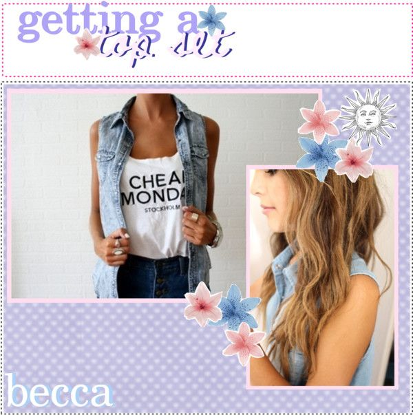 """""""& GETTiNG A TOP SET♥ &"""" by the-tip-girly ❤ liked on Polyvore"""