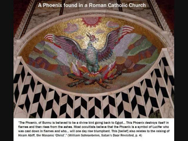 Freemason Symbols The Phoenix Is One Of The Most Important If Not