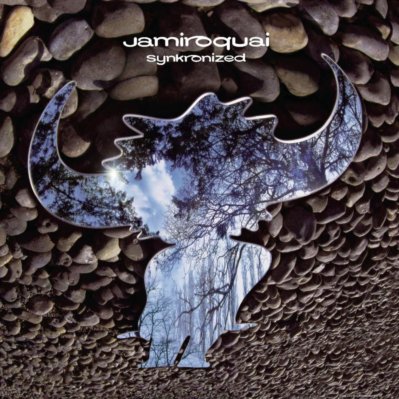 Jamiroquai Synkronized Vinyl Music Lp Vinyl Music History