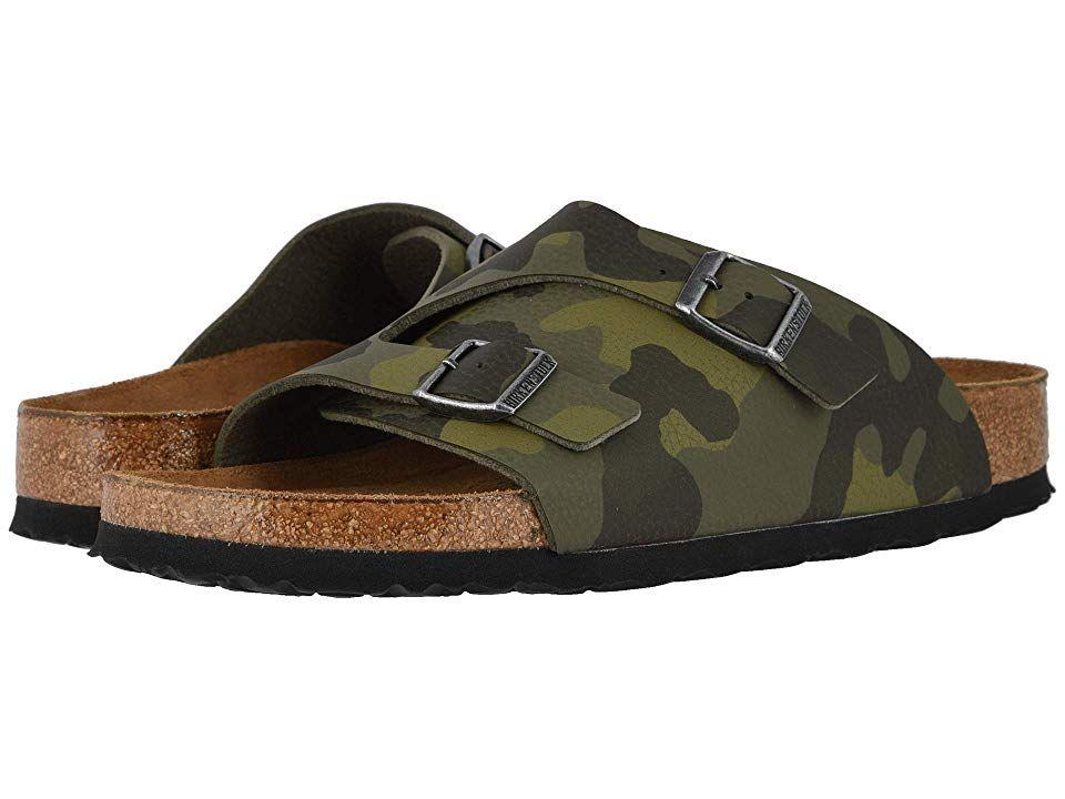 Birkenstock Zurich Soft Footbed Men's Slide Shoes Desert