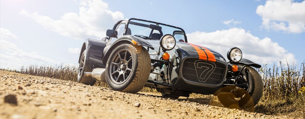 Seven 360 | Caterham Cars US.  Follow the image for more details.