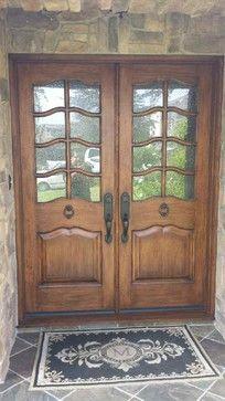 Custom Exterior Doors - craftsman - Front Doors - Los Angeles ...
