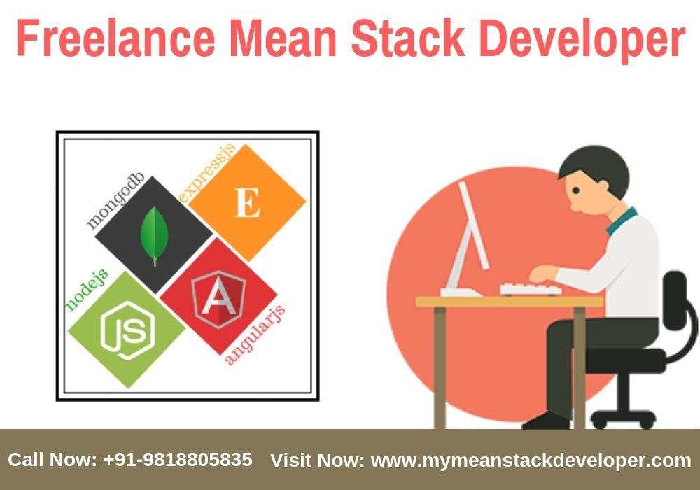 Hire dedicated freelance meanstack developer & programmers
