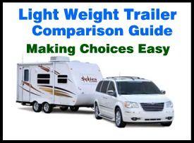 light weight trailer comparison guide rv daydreams pinterest rh pinterest com travel trailer & fifth wheel comparison guide travel trailer comparison guide by randall eaton