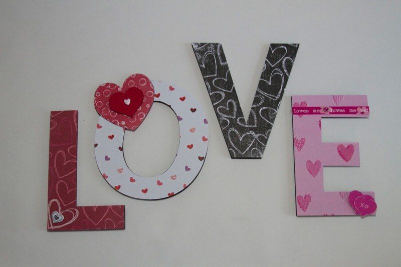 Love Room Decor