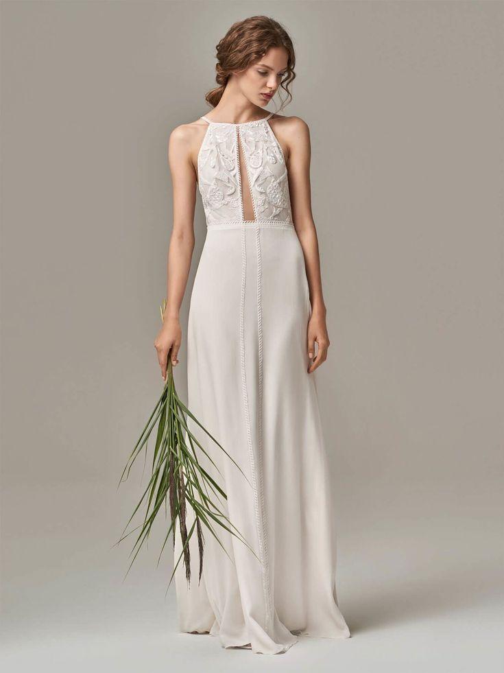 Standesamtkleid: Inspirationen für das perfekte Brautkleid ...