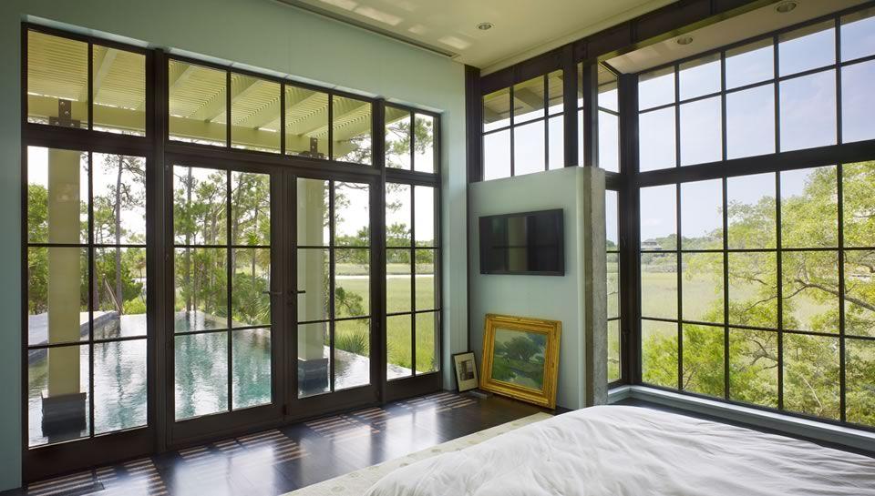 Steel And Bronze Windows And Doors For Luxury Homes Steel Doors