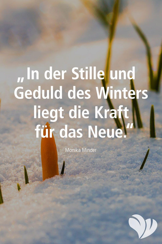 Sprüche Winter