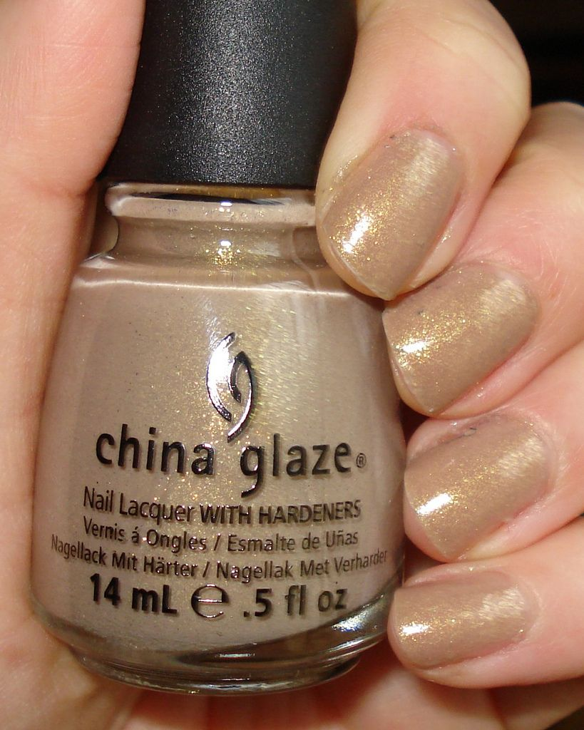 China Glaze Fast Track from the Capitol Colors Collection. Click through to read review.