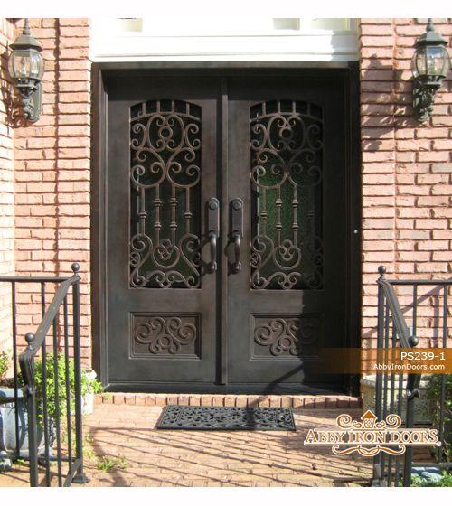 Attrayant Abby Iron Doors