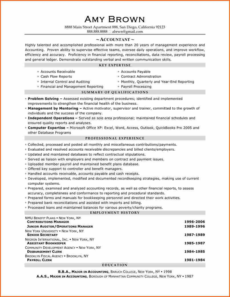 Senior Accountant Resumenior Resume Axdasqg Format Free Templates