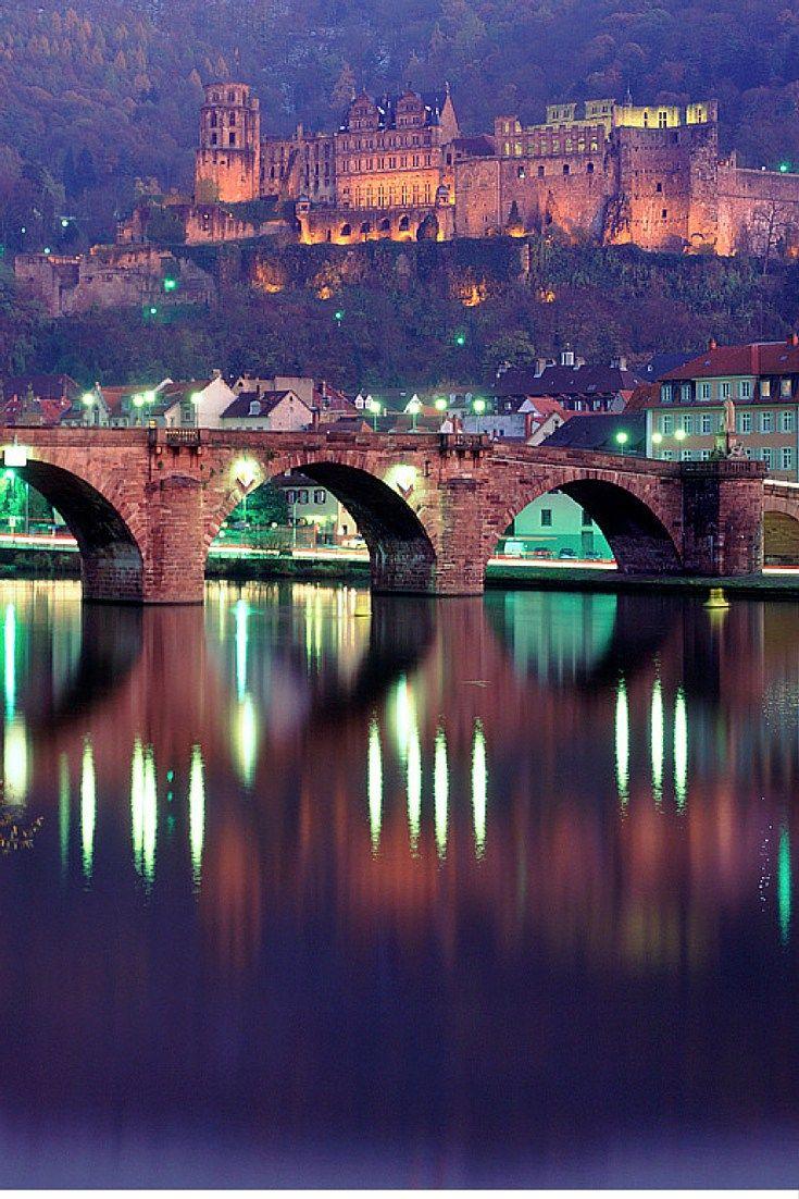 Things To Do In Heidelberg Germany Duitsland En Video S