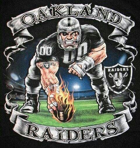 Oakland Raiders Raiders Oakland Raiders Football Nfl