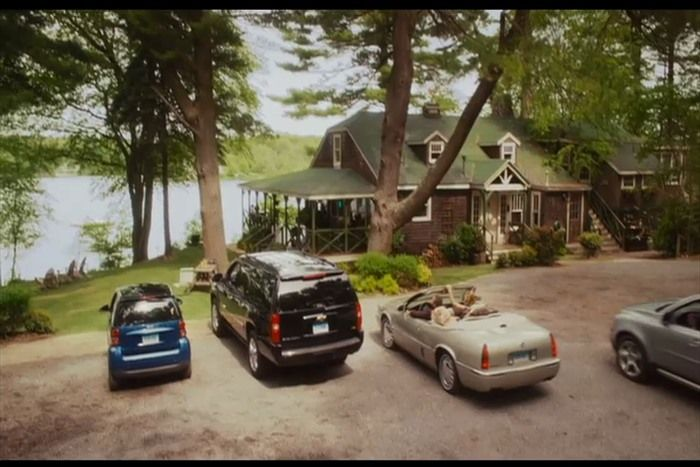 Lake House From Grown Ups Movie Lake House Cabins In The Woods Lake Living