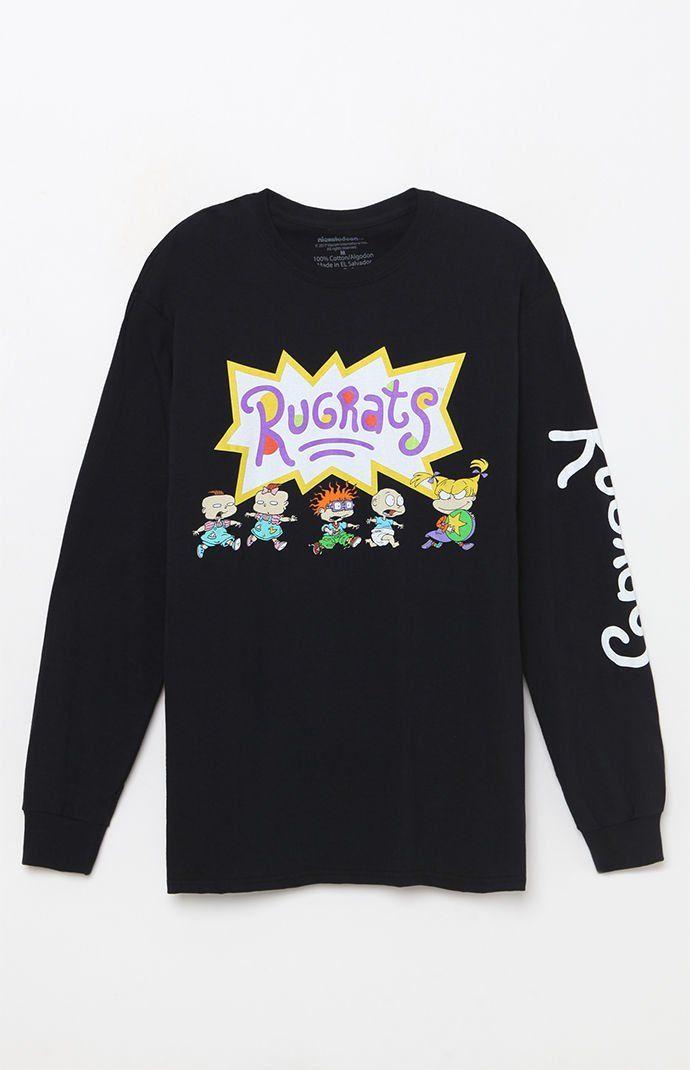 Rugrats Long Sleeve T Shirt Shirts