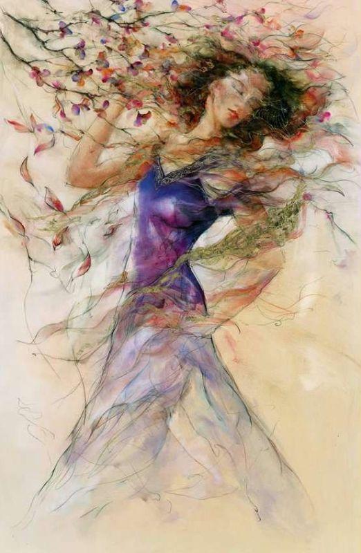 Artist: Gary Benfield #purple