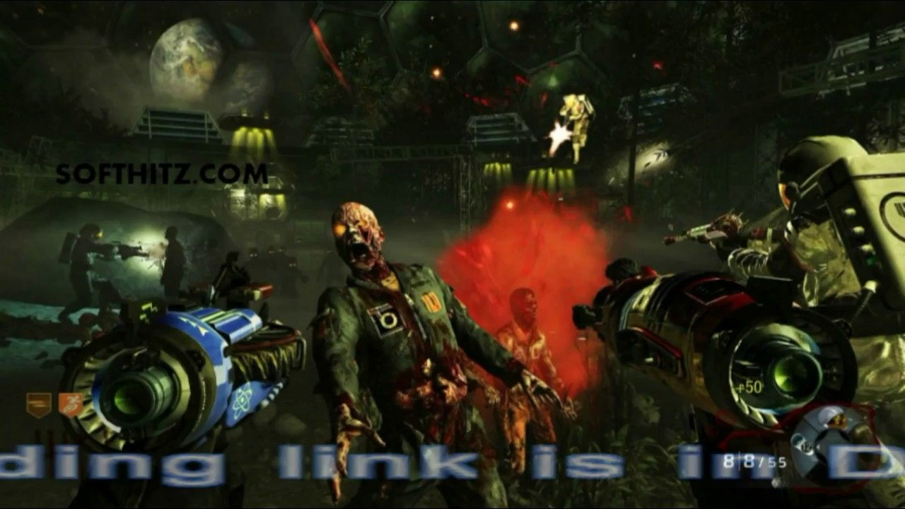 Call of duty zombies apk mod data android 2018