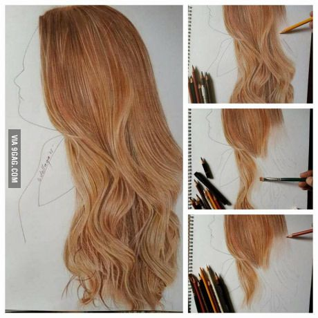 thoughts realistic hair tutorial