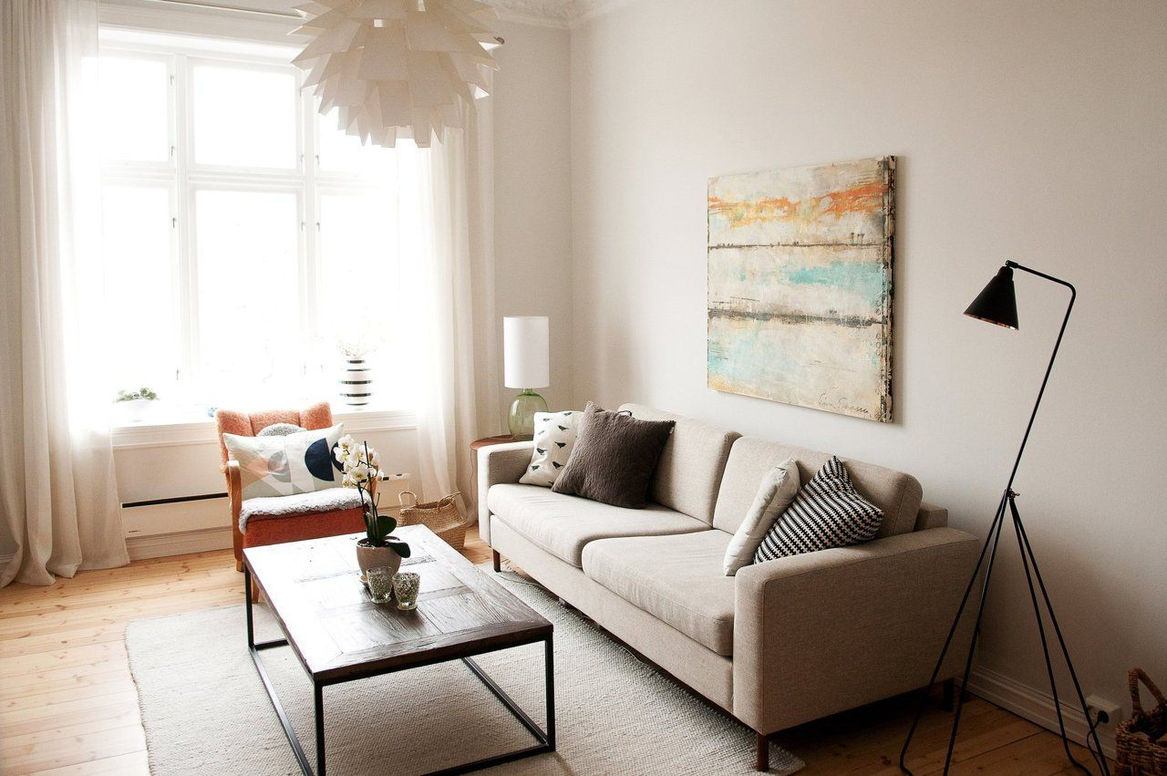 House Tour: Anette\'s Scandinavian Lookout in Oslo | Pinterest ...