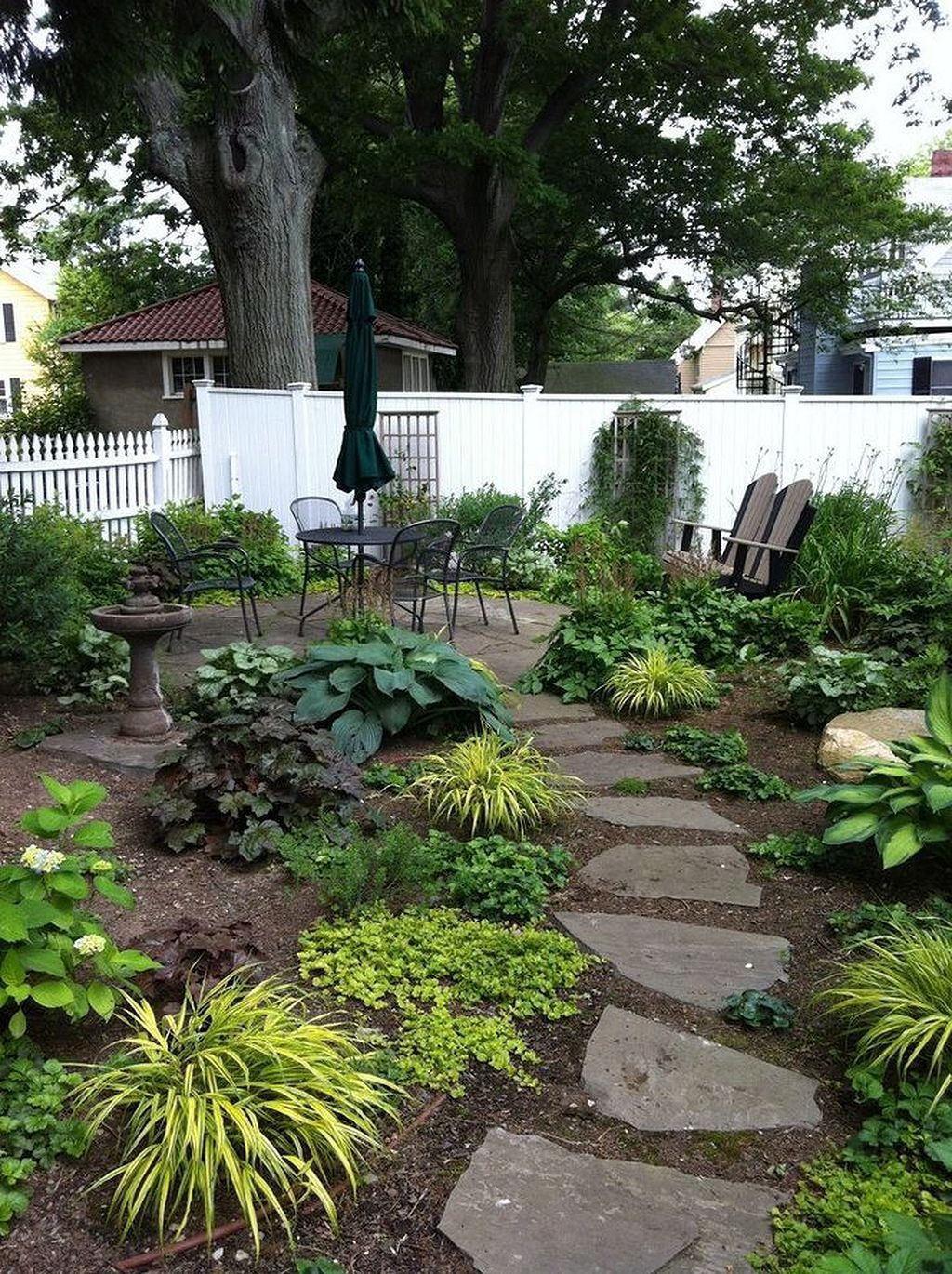Stepping Stones And Path Combo To Update Your Landscape(35) #steppingstonespathway