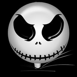 Jack Icon Nightmare Before Christmas Halloween Icons Halloween