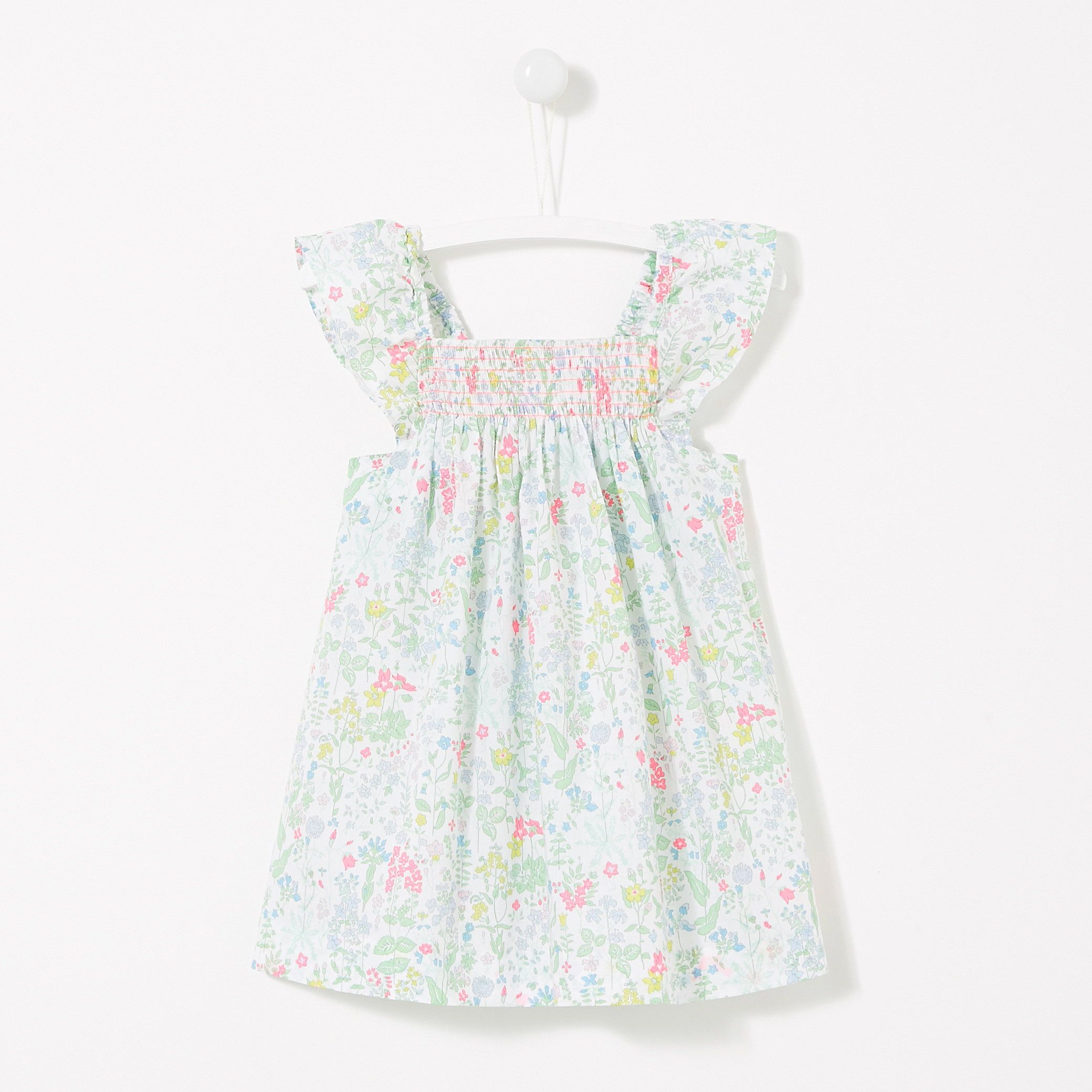 Robe en Liberty Field Flower | LIL CUTIES: Newborn & Girls | Pinterest
