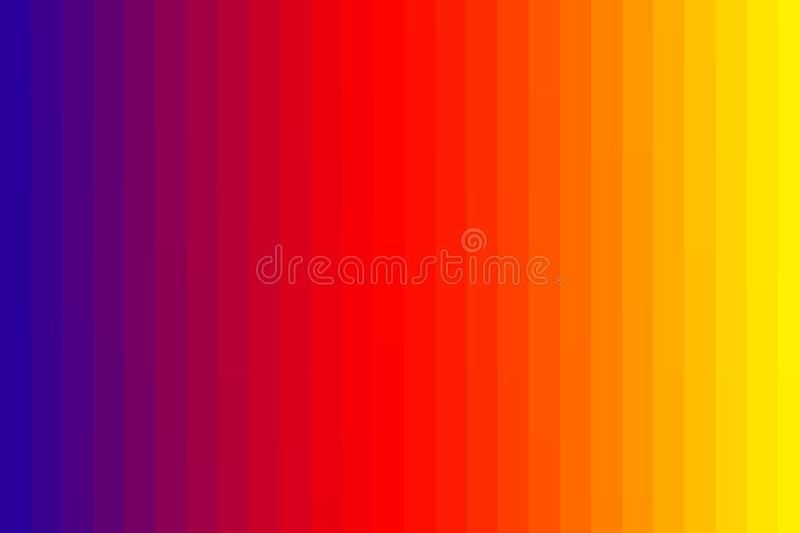 Illustration About Multi Color Shaded Linear Background Use For