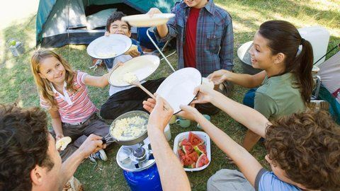 Summer Food Tips Backpack And Camping Minimalism