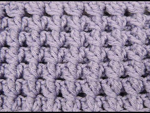 Crochet: Punto Relieve en Circulo # 3 - YouTube | maria | Pinterest ...