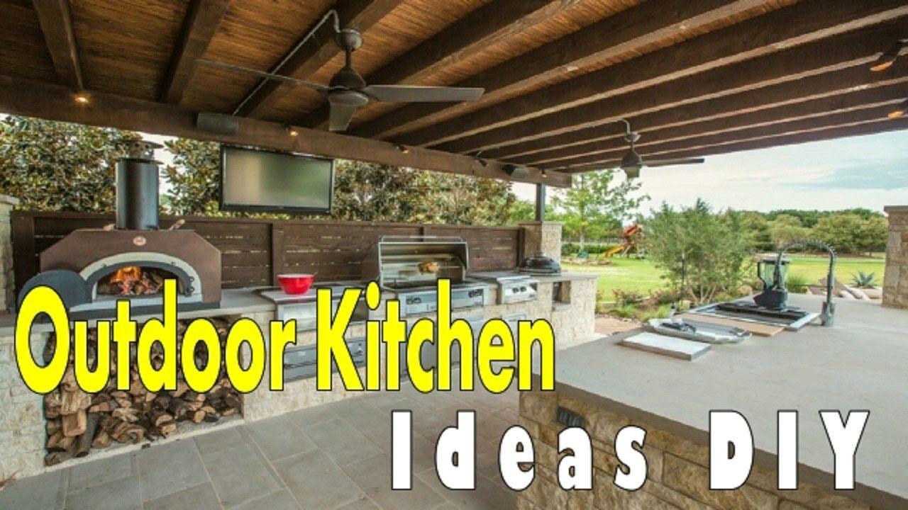 Amazing] Outdoor Kitchen Ideas DIY. Country Kitchen Decor
